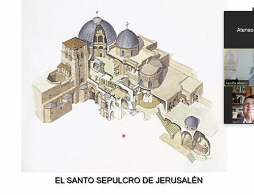 Así es el lugar más sagrado de la cristiandad: el Santo Sepulcro