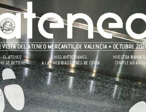 Ahora la Revista del Ateneo llega a sus casas de manera Online: Aquí puedes verla