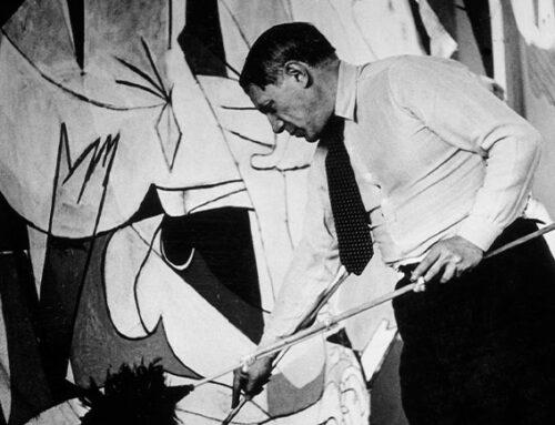 El Guernica de Picasso representa la brutalidad y la oscuridad de un bombardeo jamás visto
