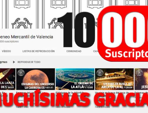¡10.000 gracias y muchas más!