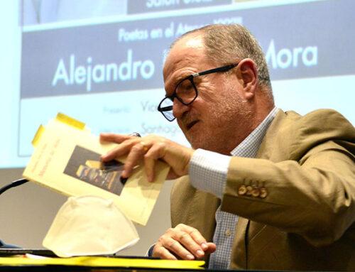 Alejandro Font de Mora, la poesía del 'yo'