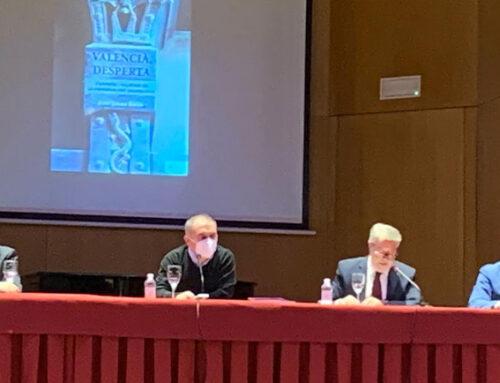 """Culla lanza 'Valencià, desperta' contra la """"desamortización cultural y lingüística"""""""