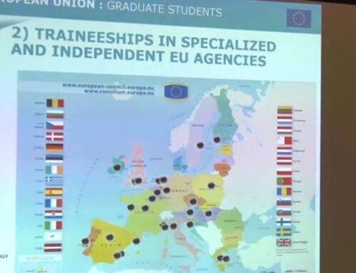 Invertir en educación y formación es la clave para el futuro de los jóvenes en la Unión Europea