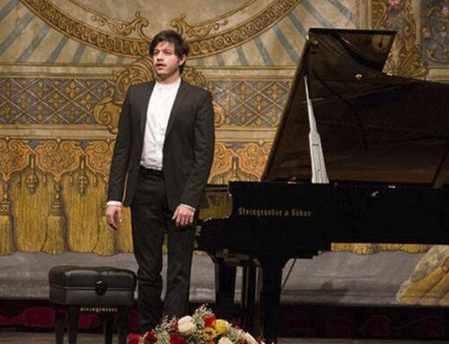 Regresan los Conciertos de los Domingos con Piano, Guitarra y Música de Cámara