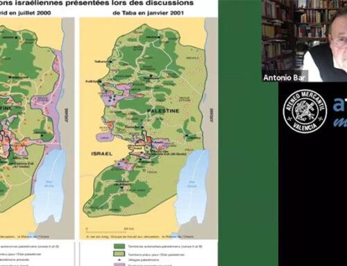 La evolución histórica del problema geopolítico en Oriente Medio y Próximo desde principios del s. XX hasta la actualidad