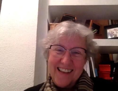 Pilar Roig desgrana todo el trabajo y las fases de la restauración de Los Santos Juanes de Valencia