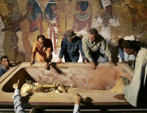 El hallazgo de la tumba intacta de Tutankhamon marcó un antes y un después en la Egiptología