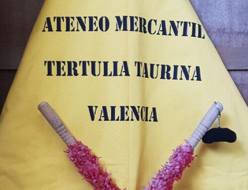 Normas de Funcionamiento de la Tertulia Taurina del Ateneo Mercantil