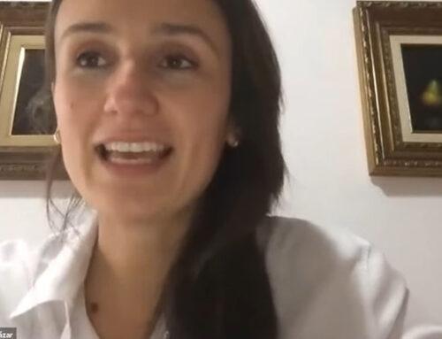 Mercedes Delgado, notaria a los 25 años, aconseja a los jóvenes para presentarse y aprobar una oposición