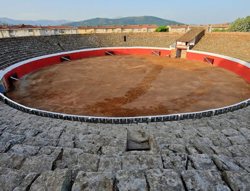 El torero Roman, Premio Distinción en su época de novillero y las Plazas de Toros de la provincia de Ávila
