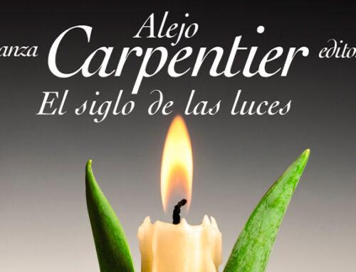 """""""El Siglo de las luces"""" de Alejo Carpentier"""