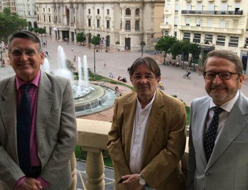 Manuel Muñoz da a conocer el extenso y magnífico patrimonio artístico de la Real Academia de Bellas Artes de San Carlos